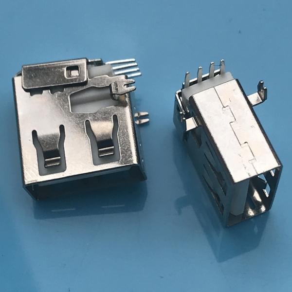 Micro 连接器的数据线驱动安装方法