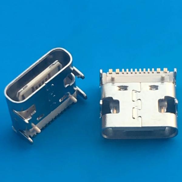 圣益电子Type-C连接器产品介绍