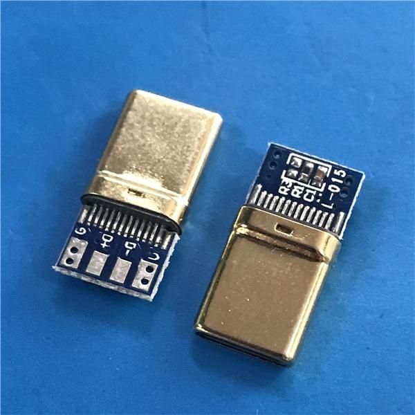 typec连接器上的14P与24P是什么意思有什么区别?