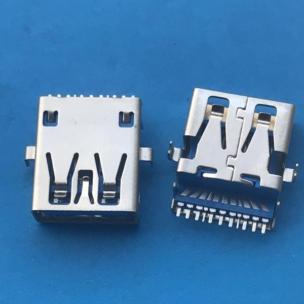 USB连接器3.0母座
