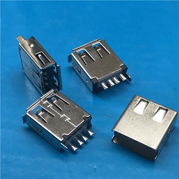 USB 4P 母座