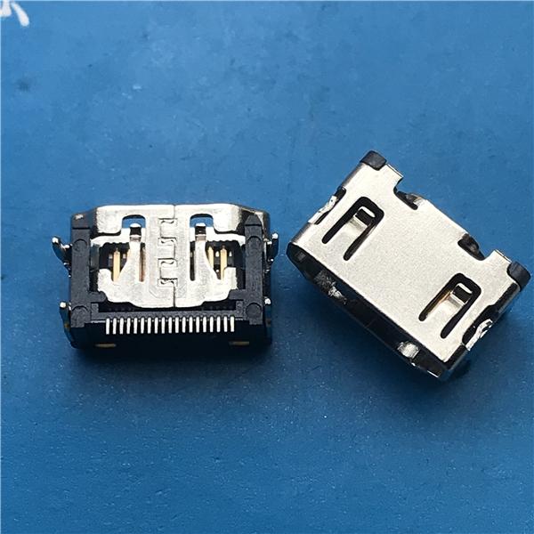 惠州HDMI 19P母座