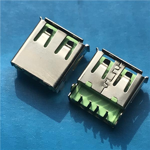 东莞USB 2.0沉板母座